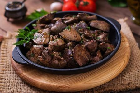 20 вкусных блюд из говяжьей печени на каждый день
