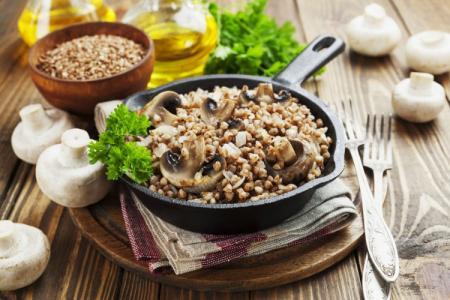 Блюда из гречки: 20 рецептов быстро и вкусно