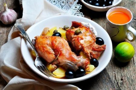 Блюда из кролика: 20 быстрых и вкусных рецептов