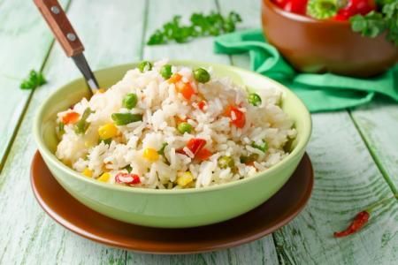 Блюда из риса: 20 простых и вкусных рецептов