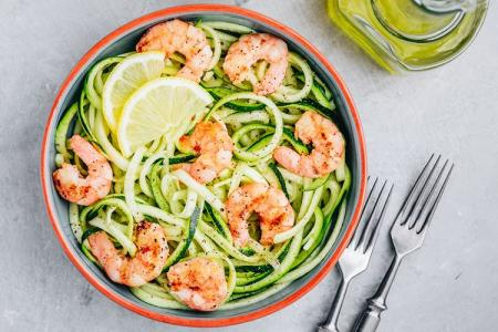 Блюда с креветками: 20 простых и вкусных рецептов