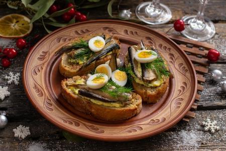 Бутерброды со шпротами: 12 вкусных рецептов приготовления (пошагово)