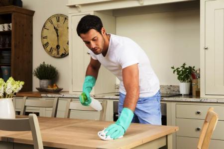 Что должен делать мужчина по дому?