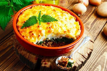 Что приготовить из фарша и картошки: 15 самых вкусных рецептов