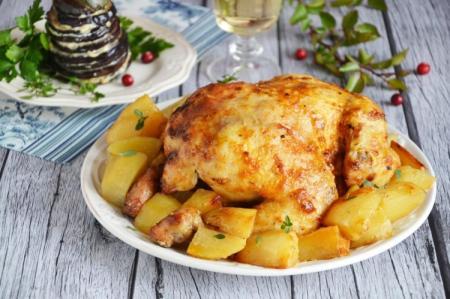Что приготовить из курицы: 20 быстрых и вкусных рецептов