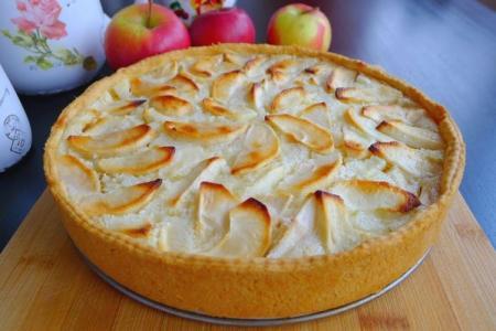 Цветаевский яблочный пирог: 4 пошаговых рецепта с фото