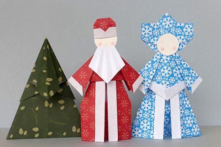 Поделка Дед Мороз своими руками: 8 красивых и легких идей