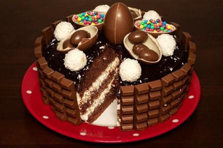 Детский торт своими руками: 5 простых пошаговых рецептов