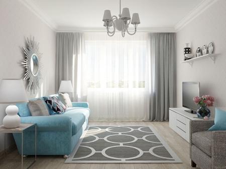 Дизайн 3-х комнатной квартиры, Ульяновск