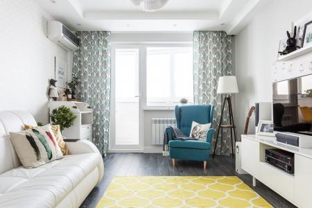 Дизайн гостиной 2019: идеи и тренды (85 фото)