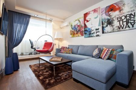 Дизайн интерьера гостиной: особенности и идеи (70 фото)