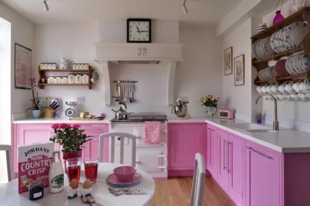80 идей дизайна кухни в стиле прованс (фото)
