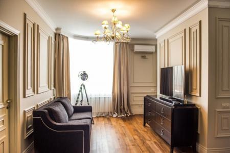 Дизайн квартиры 112 м2, Ростов-на-Дону
