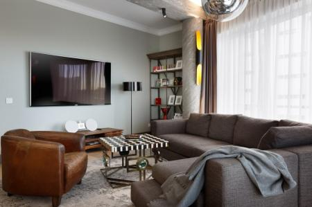 Дизайн квартиры, СПб