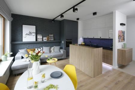 Дизайн квартиры в стиле минимализм: 85 фото-идей