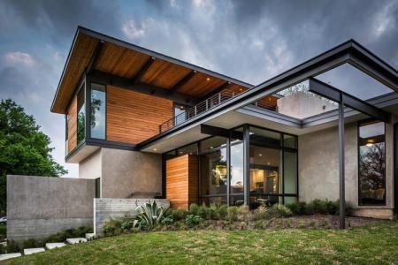 Дома в современном стиле: красивые проекты (60 фото)