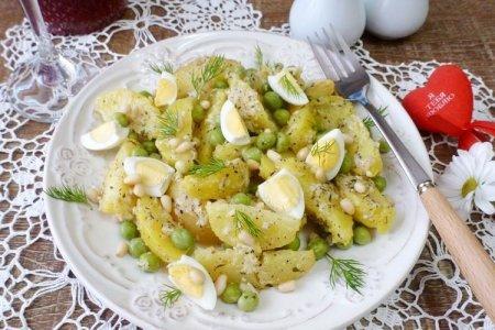 20 рецептов самых вкусных картофельных салатов