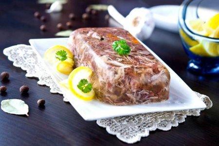 8 рецептов холодца из говядины на любой вкус и бюджет