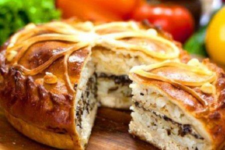 10 отличных рецептов курника с курицей и картошкой