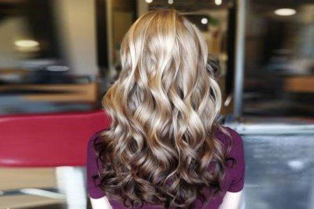 Окрашивание волос Аиртач: что это, техника выполнения (60 фото)