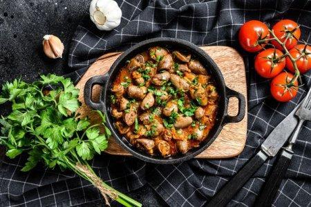 Блюда из куриных сердечек: 20 самых лучших рецептов