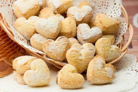 15 простых рецептов печенья в домашних условиях