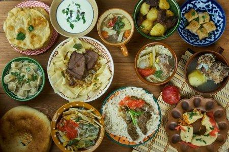 Казахские блюда: 20 простых и вкусных рецептов