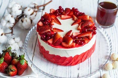 Постные торты: 15 простых и вкусных рецептов (пошагово)
