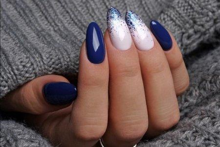 Маникюр на овальные ногти 2021: модные идеи (50 фото)