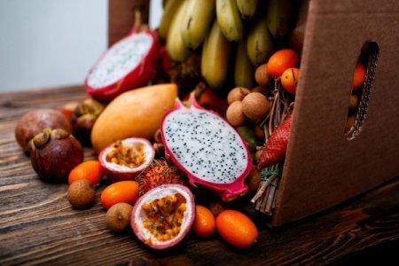 Экзотические фрукты мира: названия, фото и описания