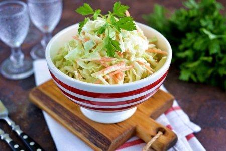 15 вкусных салатов из свежей капусты и моркови