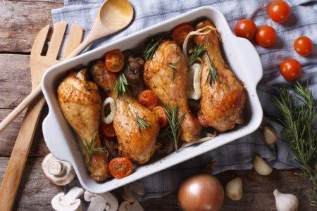 Куриные ножки в духовке: 15 самых вкусных рецептов