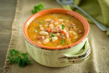 20 рецептов фасолевых супов на любой вкус
