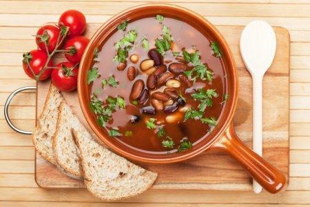 15 рецептов вкусных и сытных супов из красной фасоли