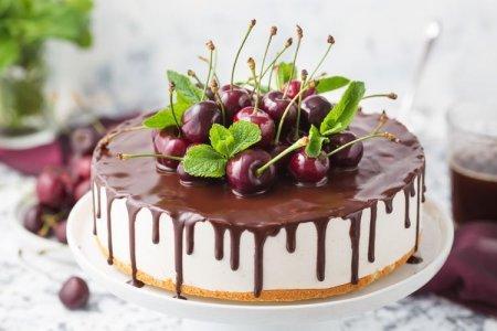 15 простых рецептов шоколадной глазури для торта