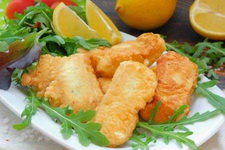 15 рецептов самой вкусной рыбы в кляре