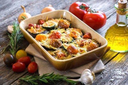 15 легких и очень вкусных овощных запеканок