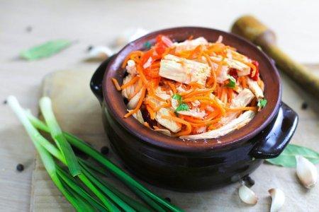 Спаржа по-корейски: 10 простых и вкусных рецептов