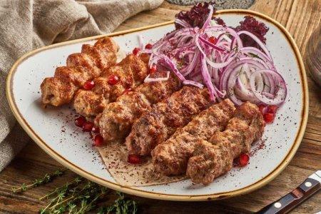 12 лучших способов приготовить люля-кебаб в домашних условиях