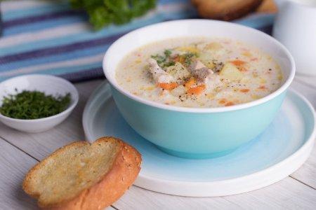 10 сырных супов с курицей, вкуснее которых вы еще не ели
