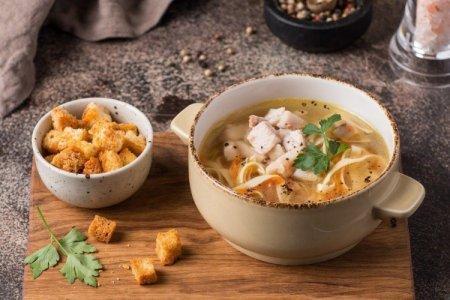 20 куриных супов для тех, кто любит вкусно поесть