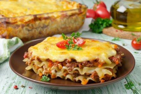 15 рецептов самой вкусной лазаньи с фаршем