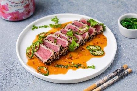 Как приготовить тунца: 20 быстрых и вкусных рецептов