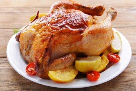 15 отличных рецептов курицы в рукаве в духовке