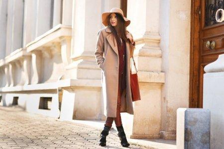 Женские пальто, весна 2021: самые модные модели (50 фото)