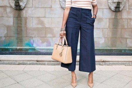 Женские брюки, весна 2021: модные новинки и тренды (50 фото)