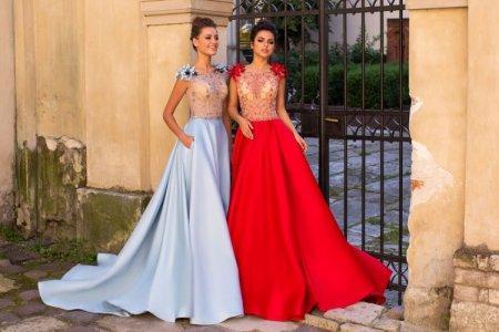 Платье на выпускной 2021: модные и красивые идеи (50 фото)