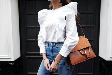 Модные блузки 2021: последние новинки и тренды (50 фото)