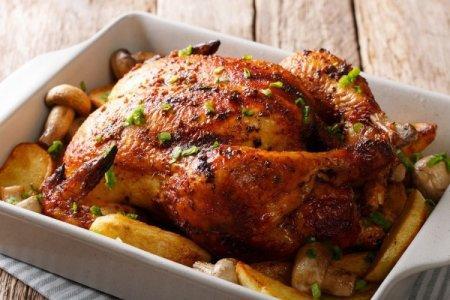 12 быстрых рецептов индейки с картошкой в духовке