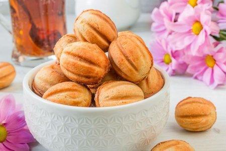 8 рецептов орешков со сгущенкой, как в детстве!